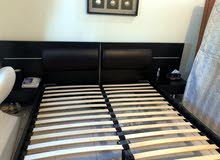 For sale Bedrooms - Beds that's condition is Used - Hawally