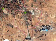 ارض بالقسطل صناعي مساحة 4 دونمات حوض حنو الحنو