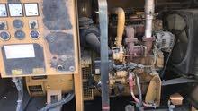 مولد كهرباء كاتربيلر 60 KVA كاتم صوت مستعمل لكن نظيف