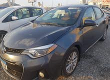 Grey Toyota Corolla 2014 for sale