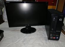 كمبيوتر كومباك اتش بي.... Hp compaq pc