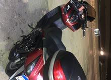 Honda motorbike available in Cairo