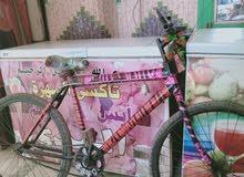 دراجه بحالت الزيرو
