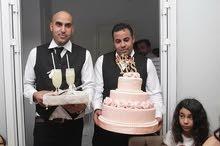 serveur pour vos fête mariage anniversaire ...