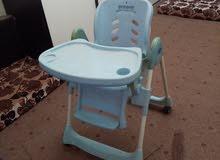 كرسي اطفال وحامل اطفال ----مشاي---