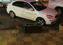 Used condition Hyundai Accent 2007 with 1 - 9,999 km mileage