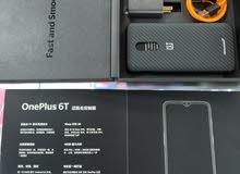 موبايل oneplus mclaren حجم 256 جيجا 10 جيجا رام جديد غير مستعمل-بصمة بالشاشة-شحن