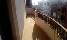 شقة للبيع بالدور الخامس بالسلام 2 بجوار ش جمال عبد الناصر 3/4 تشطيب