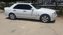 مرسيدس c200 موديل 2000