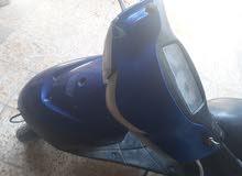 دراجه ساسوكي نظافه 90 كاس شغال سلف  السعر 400 وبيه مجال