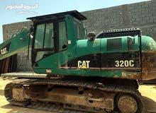 حفار GAT 320C للبيع