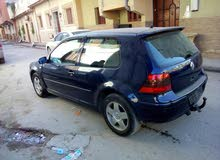 Available for sale! 1 - 9,999 km mileage Volkswagen Golf 2001