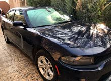 Automatic Blue Dodge 2015 for sale