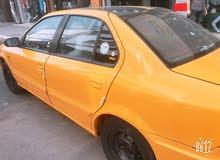 For sale 2011 Orange Samand