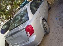 Automatic Silver Daewoo 2005 for sale