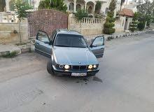 Automatic Grey BMW 1989 for sale