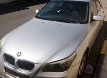BMW 520 made in 2005 for sale