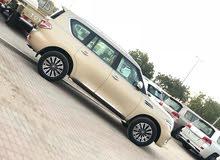 Beige Nissan Patrol 2018 for sale
