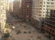 شقة لقطة في النوهة 2 رابع عمارة من شارع ال27 برتي بدار جسر السويس