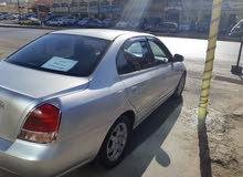 Hyundai Avante 2002 For sale - Silver color