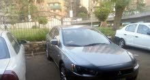 Mitsubishi Lancer in Cairo for rent