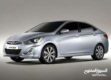 Hyundai Accent 2015 for rent per Day