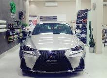 1 - 9,999 km mileage Lexus IS for sale
