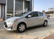 Toyota Prius C 2016 For sale - Silver color