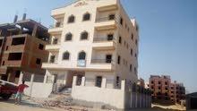 عماره للبيع ناصيه شارع رئيسى 6اكتوبر