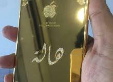 Make your iphone gold plated 24 KT طلاء هاتفك الايفون بالذهب