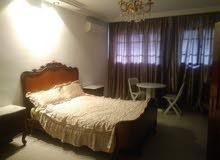 شقة للايجار بحي راقي  بالمنزه السادس