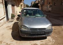 Grey Opel Corsa 1999 for sale