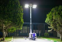LIGHTING TOWERS (SPARK POWER ) Made in Turkey