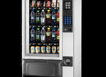 Snacks Vending Machine مكينة البيع الآلي الذاتي