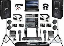 مهندس صوتيات والكترونيات