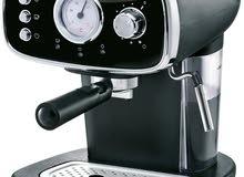 مكينة قهوة المانية ماركة silvercrest