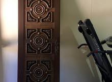 باب عرض 120 سم