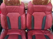 Land Cruiser full seats / كراسي لاند كروزر