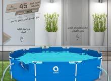 حوض سباحة مساحة 3 متر