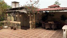 للبيع مبني فيلا واستراحة في عجمان منطقة مصفوط حوض 8 موقع ومناخ استراتيجي