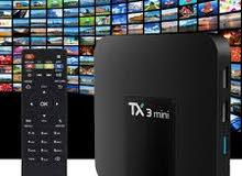 رسيفر انترنت مبرمج جاهز 6000 قناة فقط 22 دينار