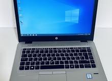 HP EliteBook 840 G3 14 inches Laptop - Core i5 6th Generation, 8GB RAM, 256GB SSD
