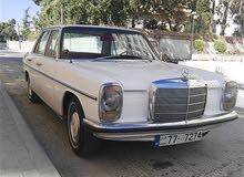مرسيدس كلاسك موديل 1969 السعر 40.000 الف ريال