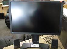 للبيع شاشه benq monitor q24w5