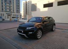 Range Rover Evoque 2013 (Black)