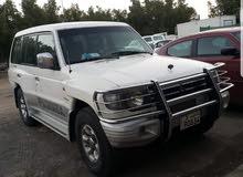 0 km mileage Mitsubishi Pajero for sale