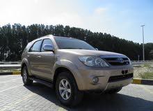 Toyota fortuner V6 2006