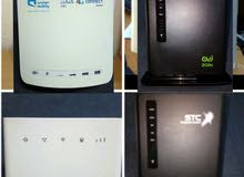 4G Router Mobily Zain STC
