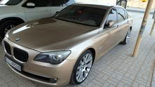 BMW 750LI GCC 2011 NO. 1