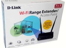 مقوي اشارة Accesspoint WiFi Range Extender